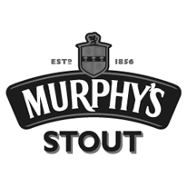 Murphy's Stout Logo Black/White